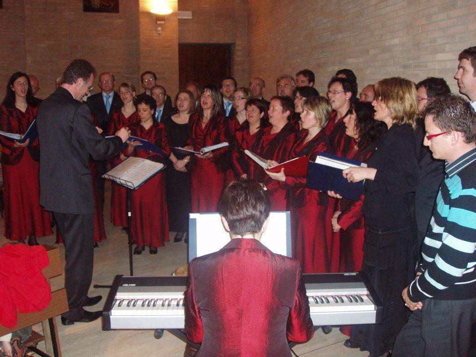 Harmonia Nova - concerto Porto San Giorgio 2008