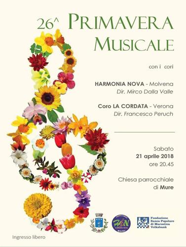 26^ PRIMAVERA MUSICALE