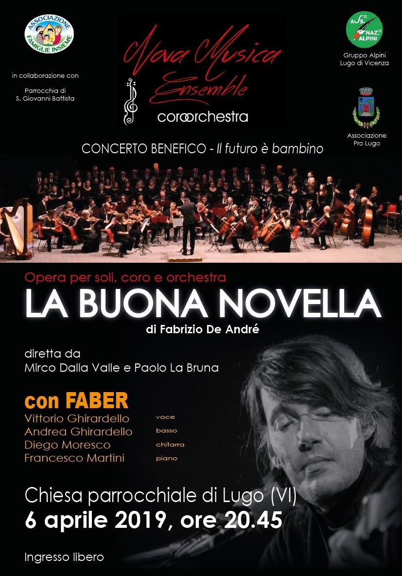 LA BUONA NOVELLA – NOVA MUSICA ENSEMBLE