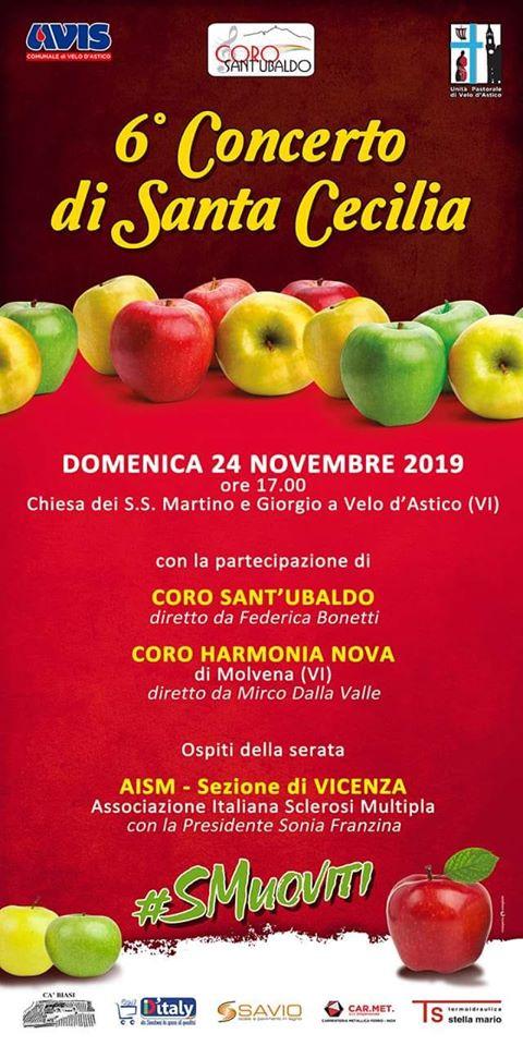 6° Concerto di Santa Cecilia
