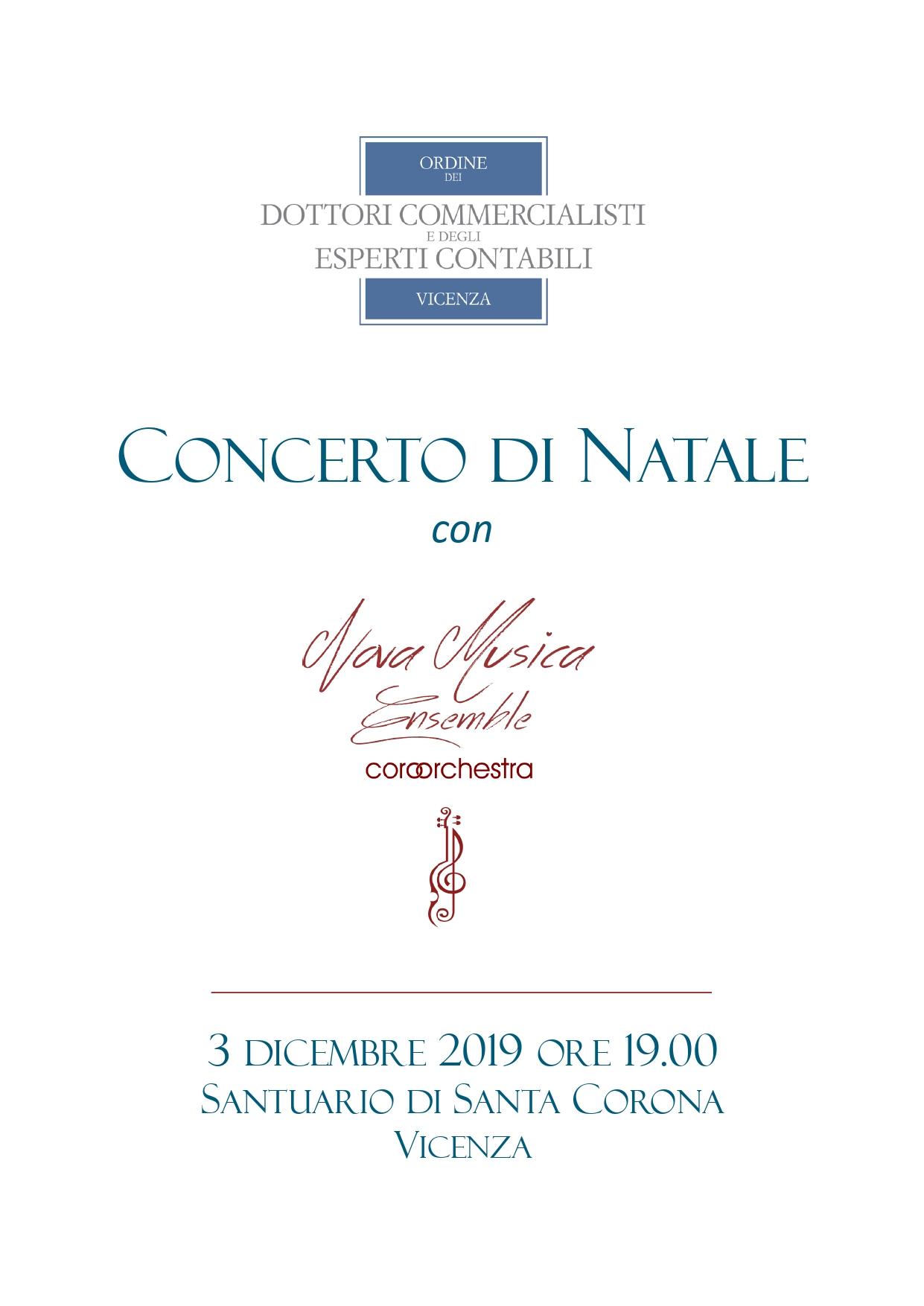 Concerto NOVA MUSICA ENSEMBLE